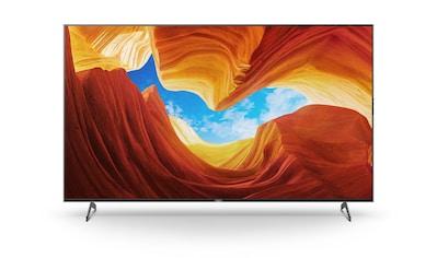 """Sony LCD-LED Fernseher »KD-85XH9096 BAEP«, 215,9 cm/85 """" kaufen"""
