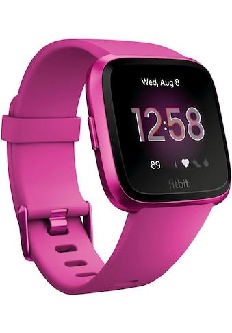 fitbit Versa Lite Smartwatch kaufen