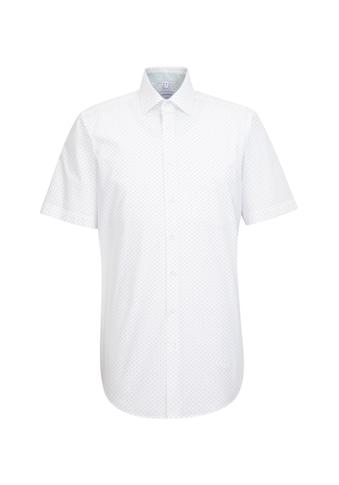seidensticker Businesshemd »Regular«, Regular Kurzarm Kentkragen Druck kaufen