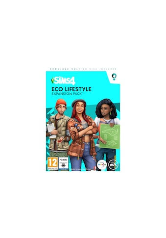 Electronic Arts Spiel »Die Sims 4: Eco Lifestyle, Code in a box«, PC kaufen