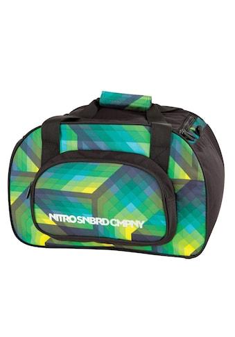 NITRO Sporttasche »Duffle Bag XS, Geo Green« kaufen