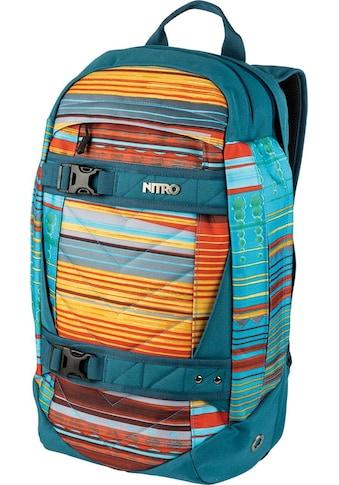 NITRO Laptoprucksack »Aerial Canyon« kaufen