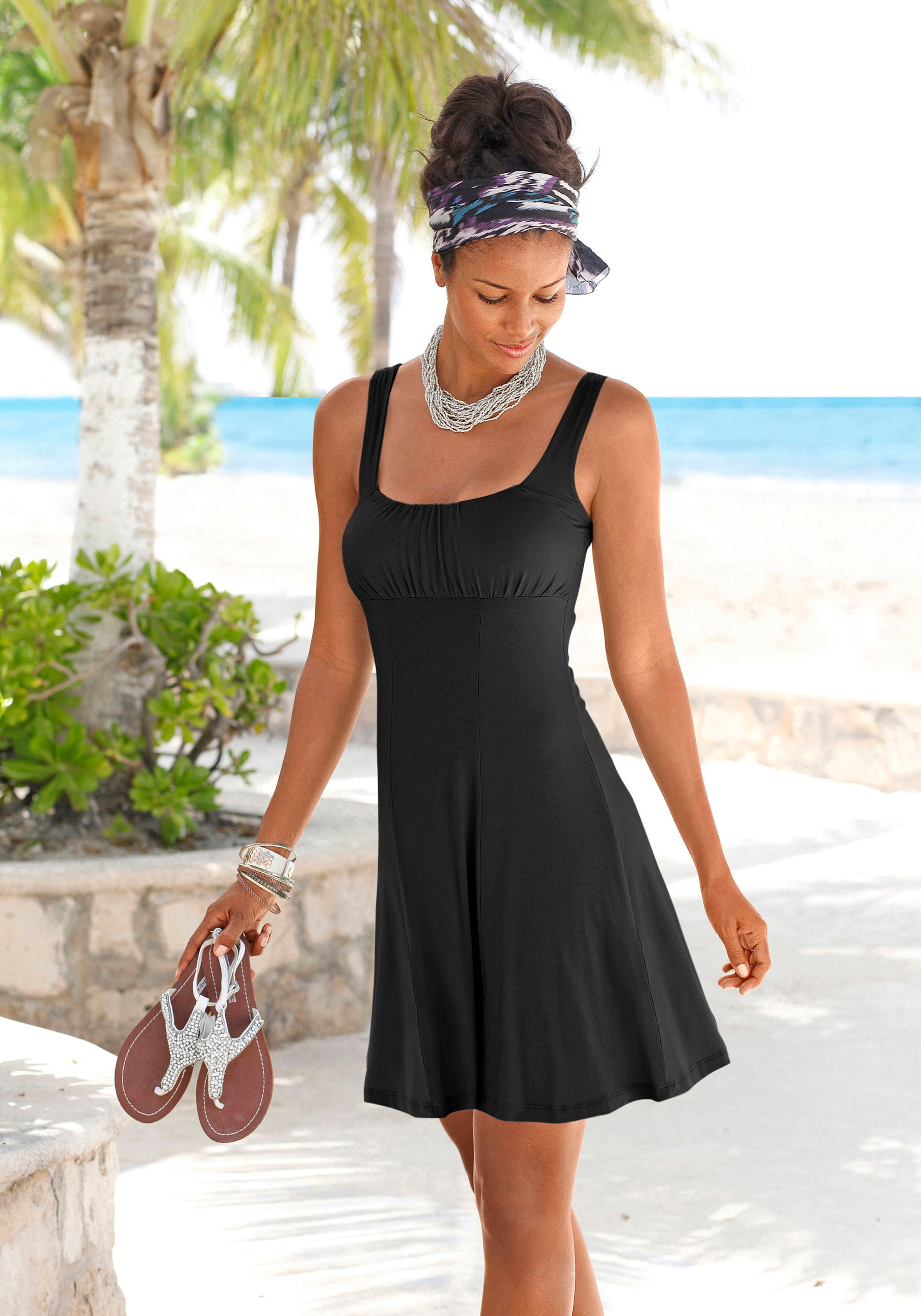 Image of Beachtime Bustierkleid