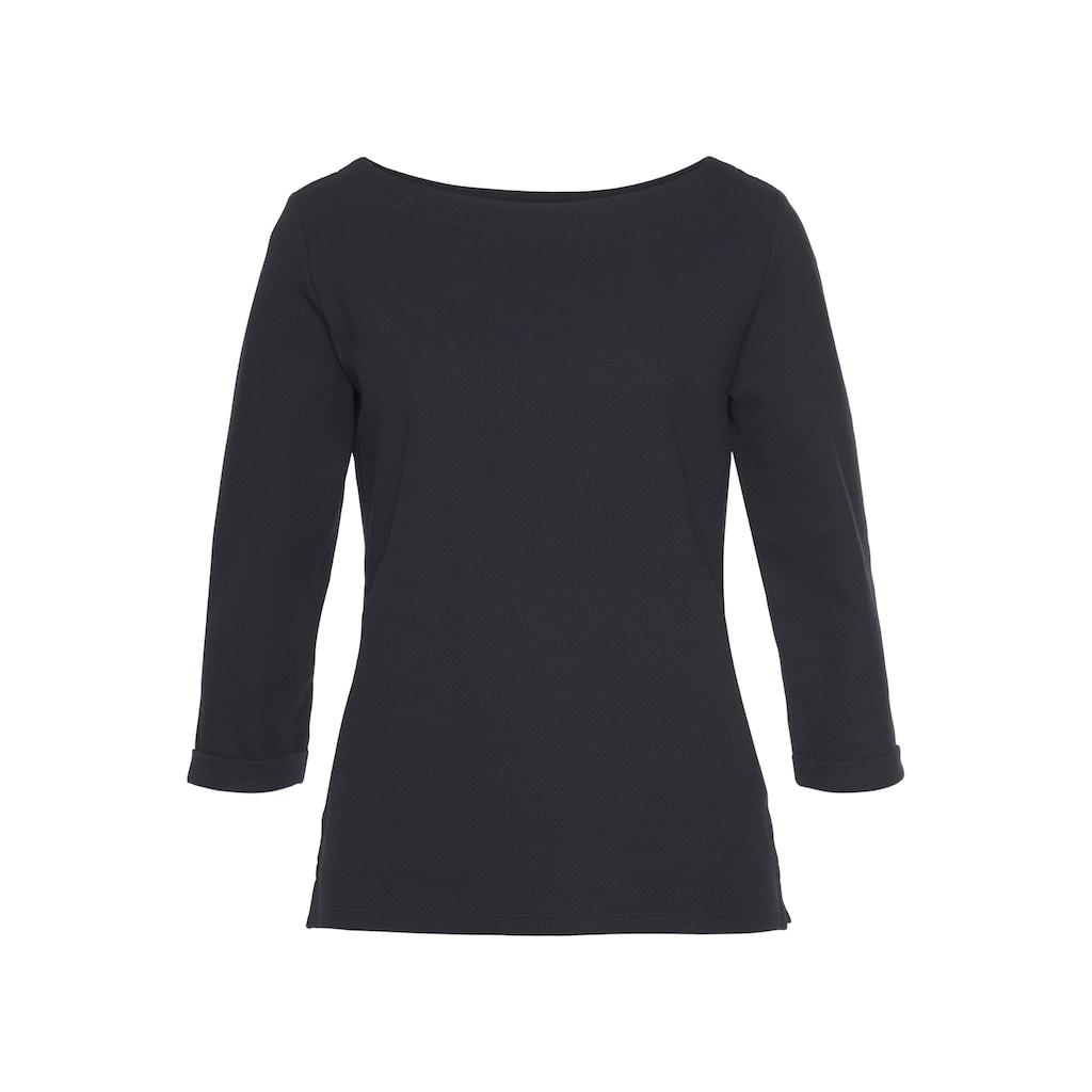 Esprit Sweatshirt, mit 3/4 Arm
