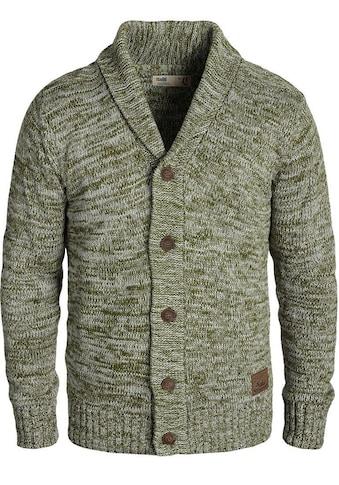Solid Cardigan »Philip«, Strickjacke mit Schalkragen kaufen