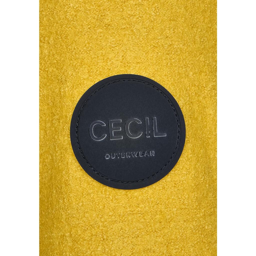 Cecil Windbreaker, mit recyceltem Futter