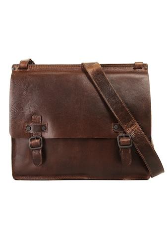 Harold's Messenger Bag »ABERDEEN«, vegetabil gegerbt kaufen