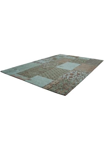 Kayoom Teppich »Symphony 160«, rechteckig, 8 mm Höhe, Flachgewebe, reine Baumwolle,... kaufen