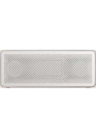 Xiaomi Bluetooth-Speaker »Weiss« kaufen