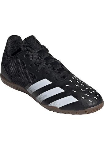"""adidas Performance Fussballschuh »PREDATOR FREAK 4 IN """"Black Pack""""« kaufen"""
