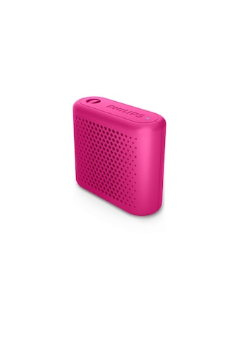 Philips Bluetooth Speaker, »BT55P/00 Pink« kaufen
