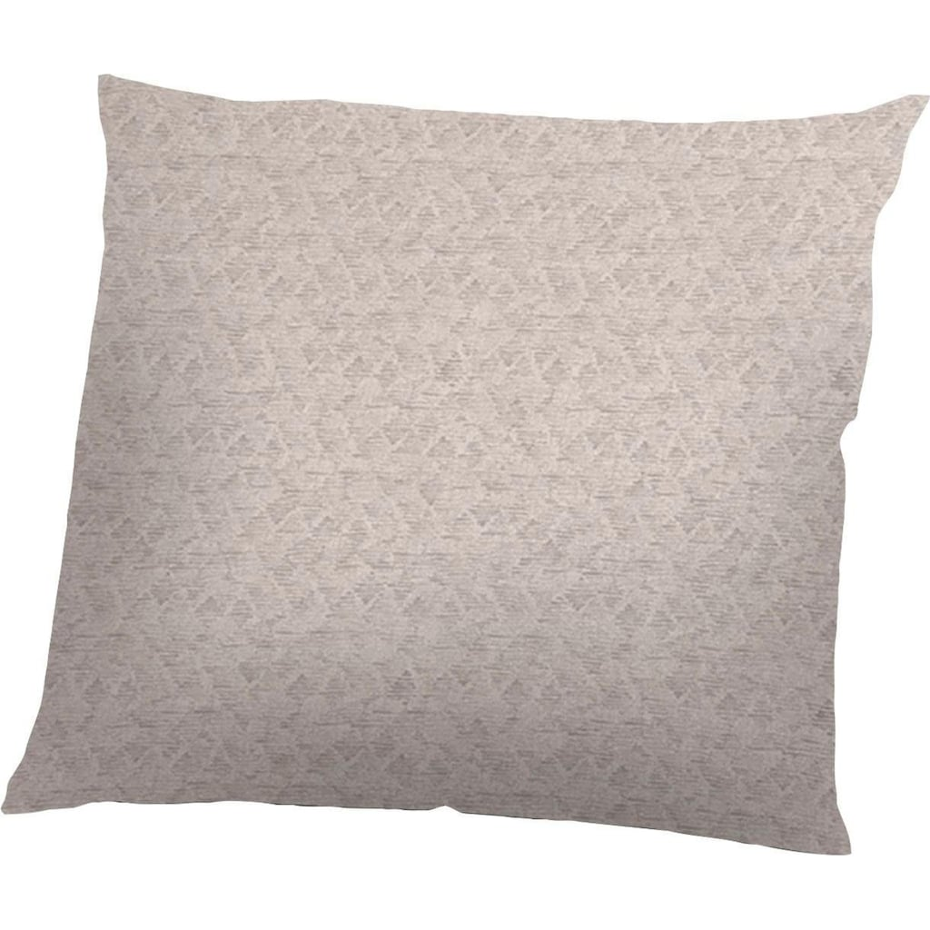 Schlafgut Kissenbezug »Donegal«, (1 St.), Mix & Match, aus Bio-Baumwolle