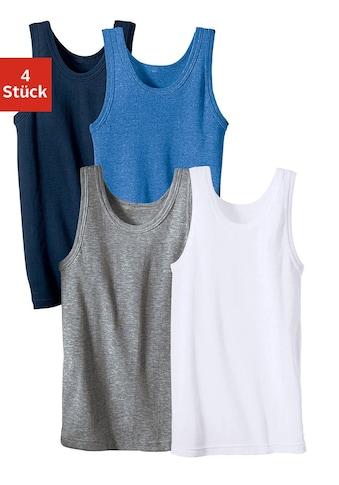 Unterhemd, 4 Stück kaufen