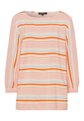 MORE&MORE Multicolour Stripe Blouse Active kaufen
