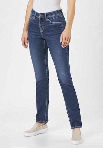 Paddock's 5-Pocket-Jeans »PAT«, Saddle Stitch mit Motion&Comfort kaufen