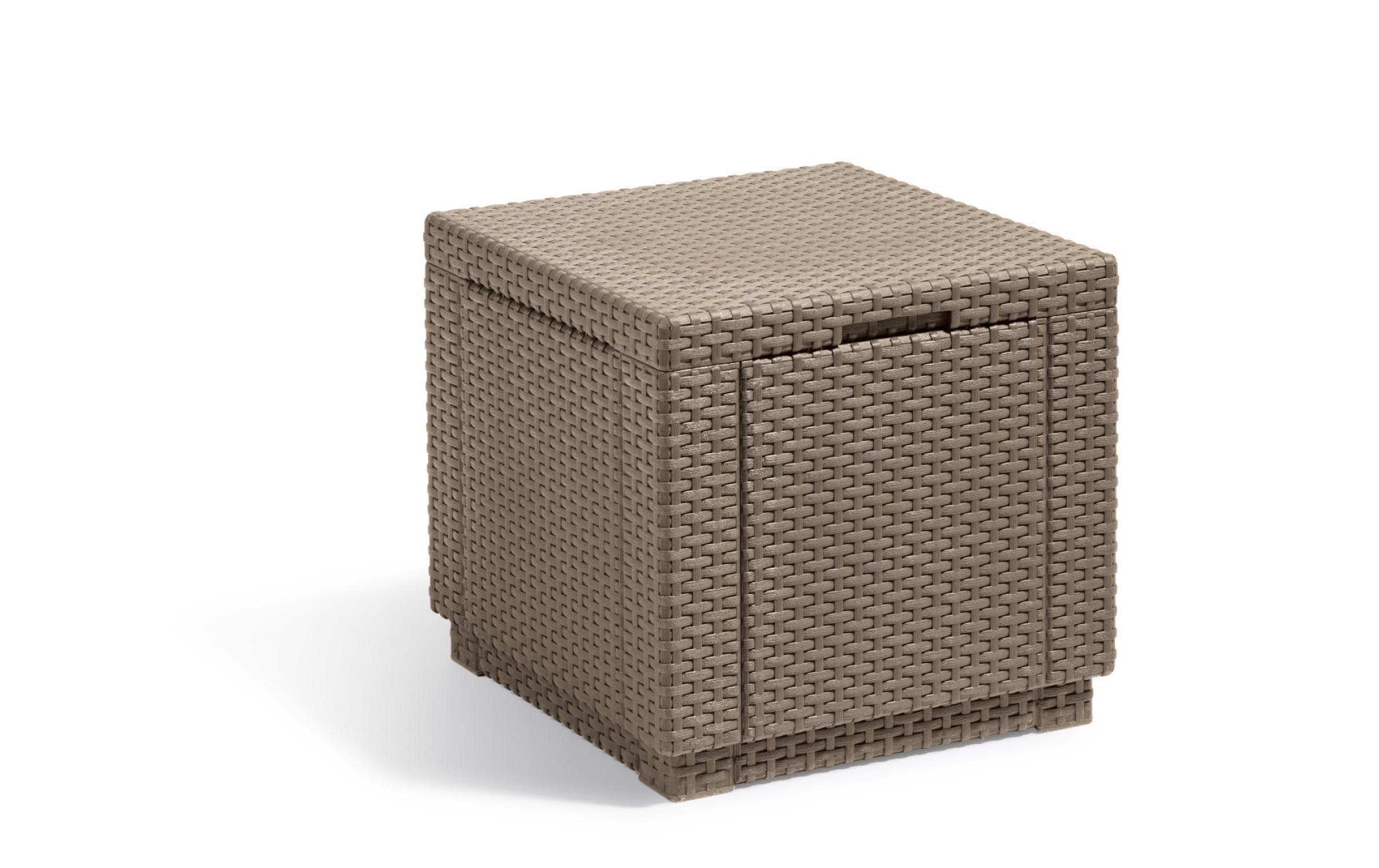 Image of Allibert Hocker »Cube«