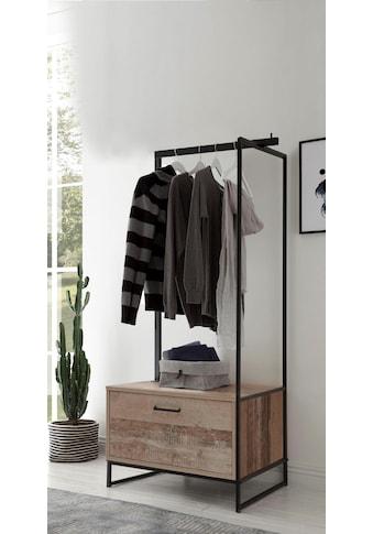 Schlafkontor Kompaktgarderobe »Roof«, Breite 76 cm kaufen