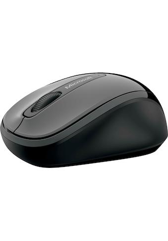 Microsoft Maus »Wireless Mobile Mouse 3500 White Gloss«, RF Wireless kaufen