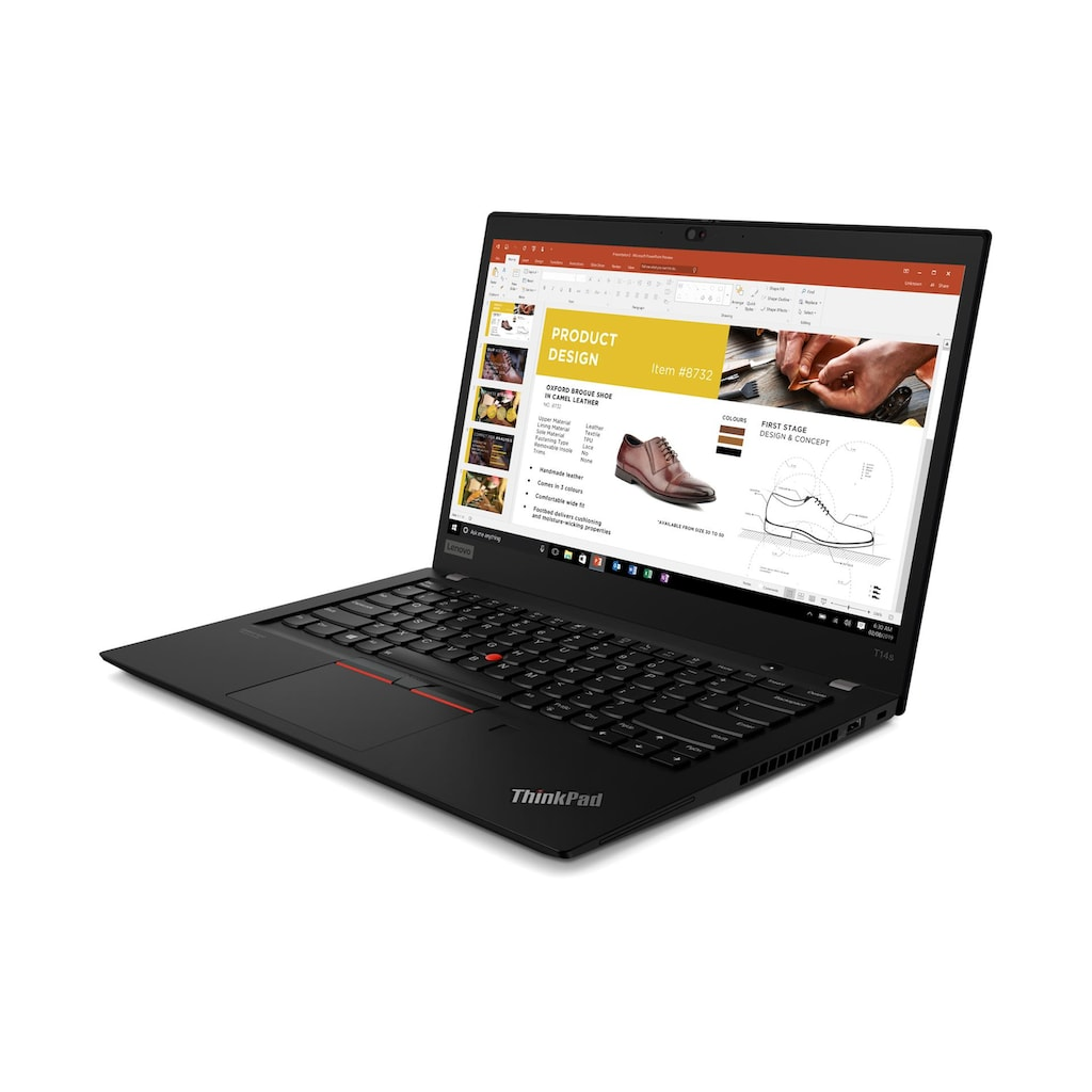Lenovo Notebook »ThinkPad T14s Gen. 1 (Intel) LTE Touch«, (  \r\n )