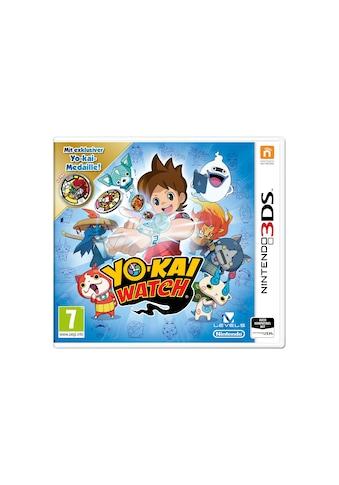 Nintendo Spiel »Yo-Kai Watch Special Edition«, Nintendo 3DS, Special Edition kaufen