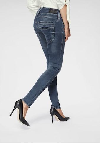 Herrlicher Slim-fit-Jeans »PITCH SLIM«, Low Waist Powerstretch kaufen