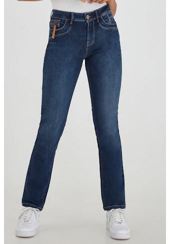 Pulz Jeans 5-Pocket-Jeans »PZEMMA Highwaist Straight 50203556«, Moderne Highwaist Jeans kaufen