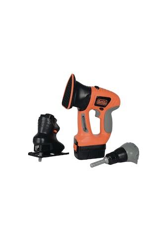 Werkzeug, Smoby, »Black + Decker 3in1 Werkzeug« kaufen