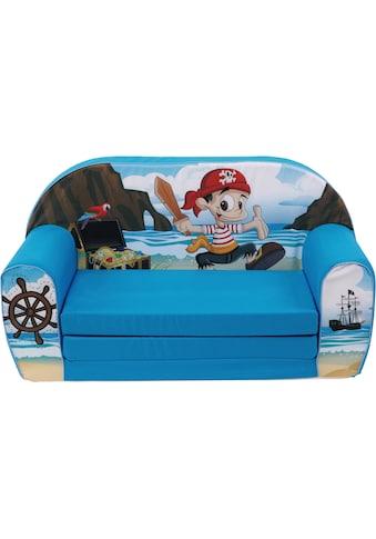 Knorrtoys® Sofa »Pirat«, für Kinder; Made in Europe kaufen