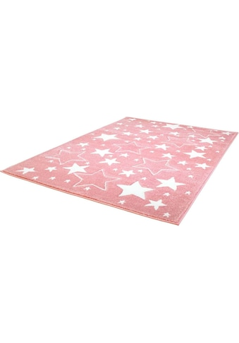 Kinderteppich, »Bueno Kids 1325«, Carpet City, rechteckig, Höhe 13 mm, maschinell gewebt kaufen