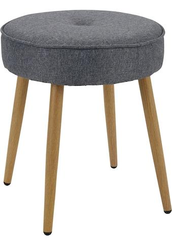 my home Hocker »Thelma«, runde Sitzfläche in 42 cm kaufen