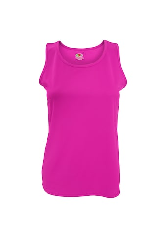 Fruit of the Loom Funktionstop »Damen Lady-Fit Performance Top, ärmellos« kaufen