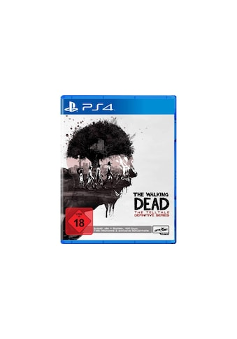 Spiel »The Walking Dead: The Telltale Definitive Series«, PlayStation 4, Standard Edition kaufen