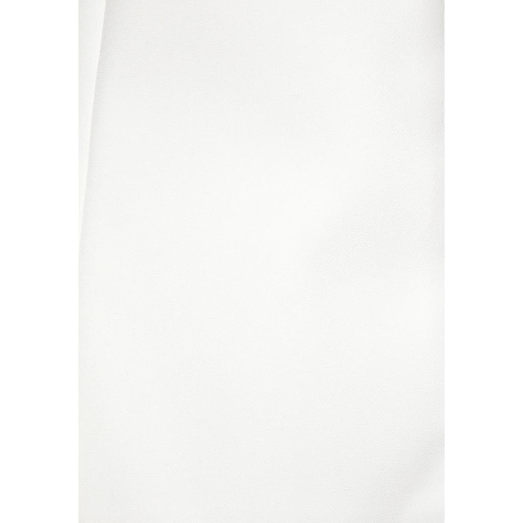 LASCANA Longblazer, mit gerafften Ärmeln