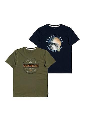 Quiksilver Print-Shirt »OCEAN OF NIGHT« kaufen