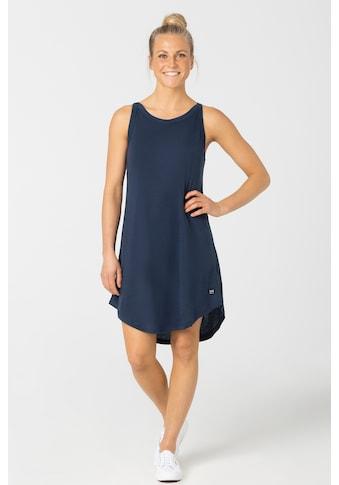 SUPER.NATURAL Sweatkleid »W SUMMER DRESS«, feinster Merino-Materialmix kaufen