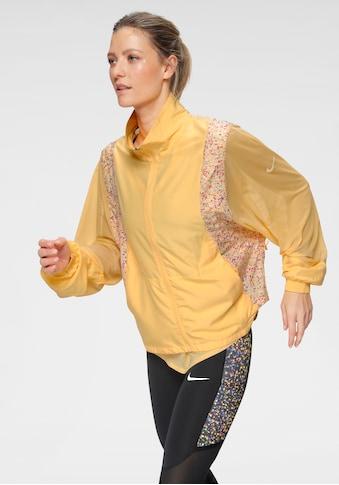 Nike Laufjacke »Nike Icon Clash Women's Running Jacket«, Kontrastfarbene Einsätze kaufen