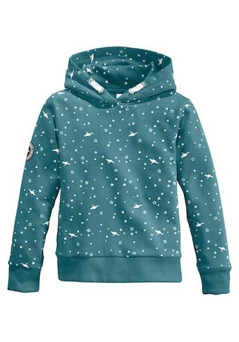 KangaROOS Kapuzensweatshirt, Mit seitlichen Taschen kaufen