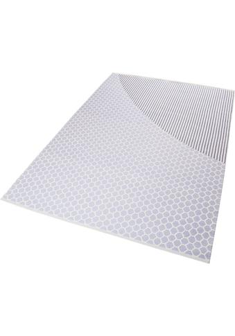 Teppich, »East Atlanta«, Esprit, rechteckig, Höhe 5 mm, handgewebt kaufen