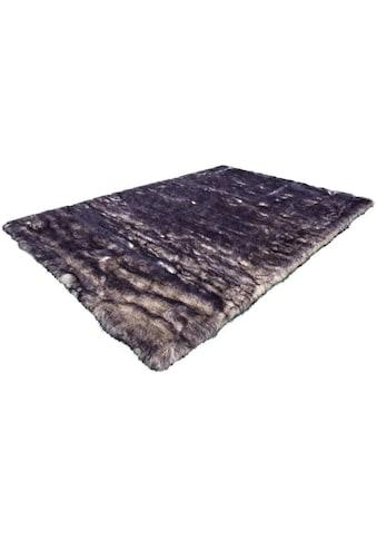 Kayoom Fellteppich »Crown 110«, rechteckig, 55 mm Höhe, besonders weich durch... kaufen