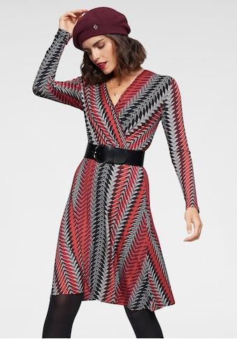 Tamaris Wickelkleid, mit Grafikprint kaufen