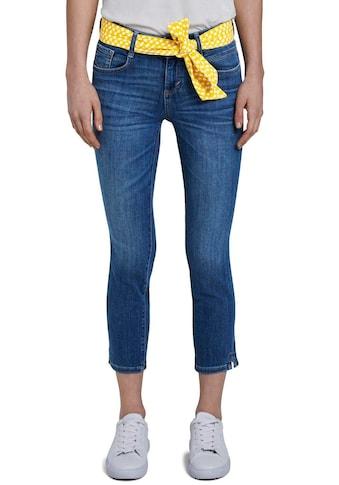 TOM TAILOR 7/8 - Jeans »Alexa Slim« kaufen