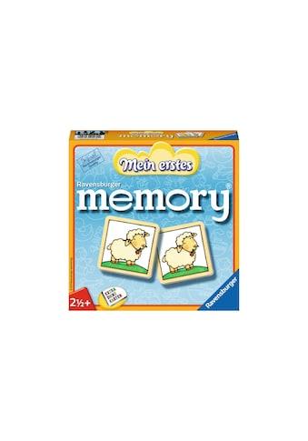 Ravensburger Spiel »Mein erstes Memory« kaufen
