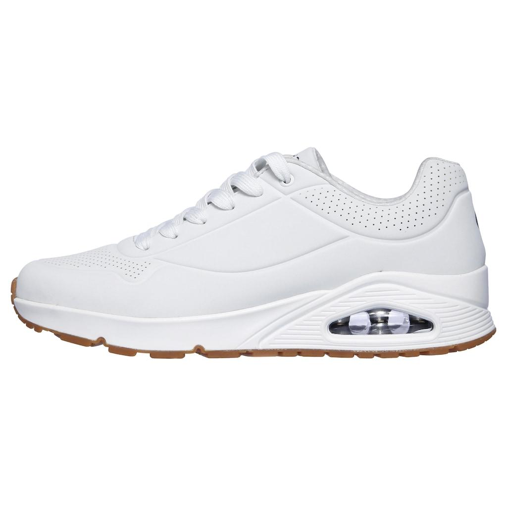 Skechers Sneaker »Uno«, mit Air-Cooled Memory Foam