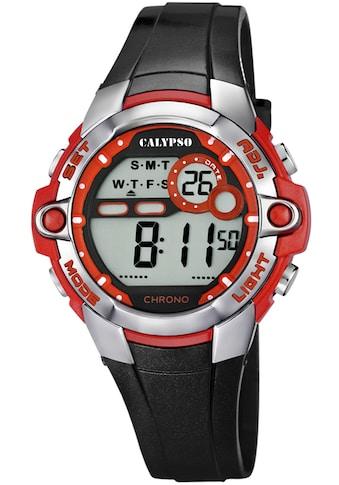 CALYPSO WATCHES Chronograph »Digital Crush, K5617/5« kaufen