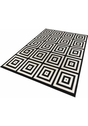 Zala Living Teppich »Mono«, rechteckig, 9 mm Höhe, Wohnzimmer kaufen
