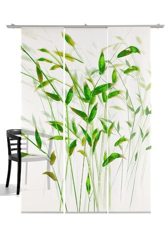 emotion textiles Schiebegardine »Gras 3D«, HxB: 260x60, mit Befestigungszubehör kaufen