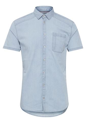 Blend Kurzarmhemd »Blend Kurzarm Hemd in Jeansoptik«, Kurzarm Hemd in Jeansoptik kaufen