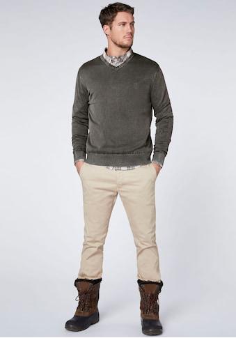 Chiemsee V - Ausschnitt - Pullover kaufen