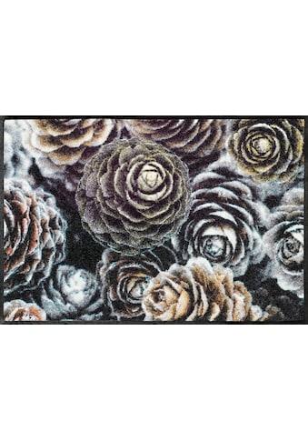 wash+dry by Kleen-Tex Fussmatte »Pigna«, rechteckig, 7 mm Höhe, Fussabstreifer,... kaufen