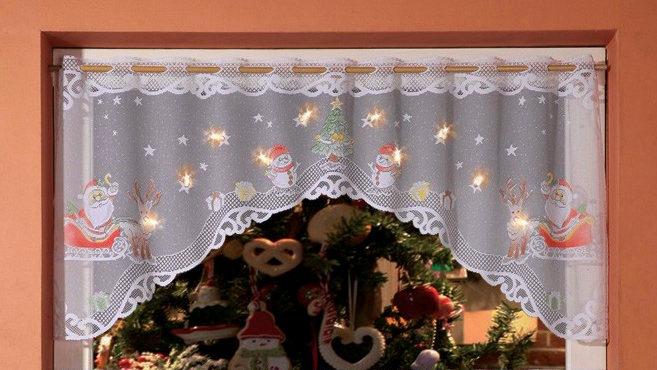 Image of Panneaux, »Weihnachtsmann«, Albani, Stangendurchzug 1 Stück